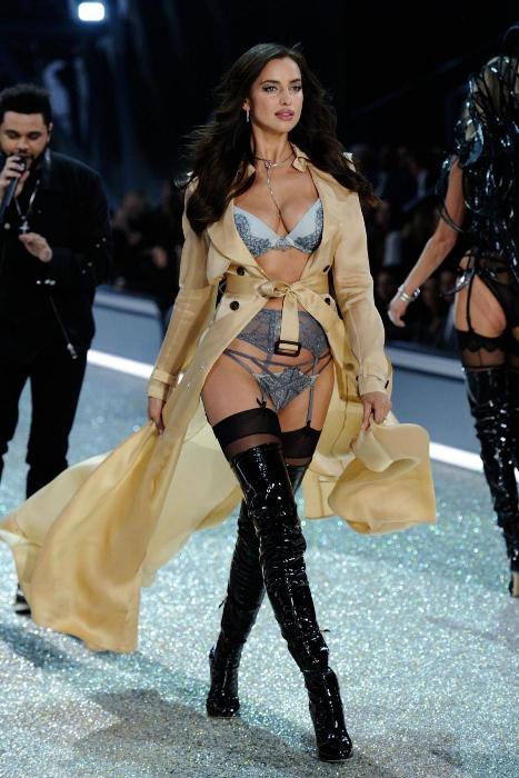 Victoria Secret, la sfilata a Parigi